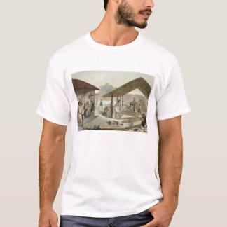 Kupang、ティモールの大工仕事の研修会は、6つをからのめっきします Tシャツ