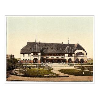 Kurhaus、Westerland、Sylt、Schleswigホルスタイン、 ポストカード