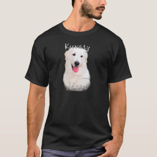 Kuvaszのお母さん2 Tシャツ