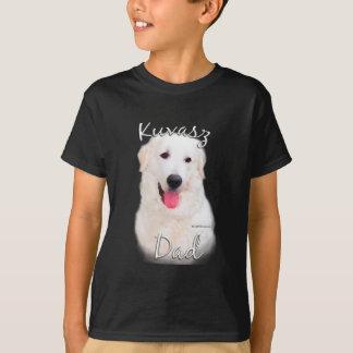 Kuvaszのパパ2 Tシャツ