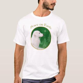 Kuvaszの平和 Tシャツ