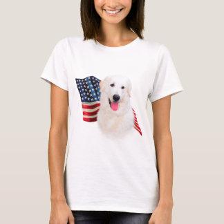 Kuvaszの旗 Tシャツ