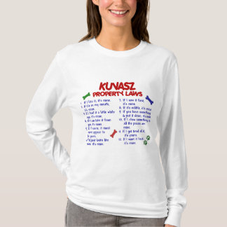 KUVASZの特性の法律2 Tシャツ