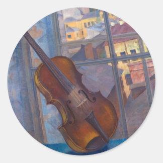 KuzmaペトロフVodkin -バイオリン ラウンドシール