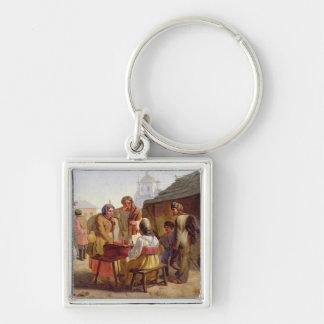Kvasの販売人1862年 キーホルダー