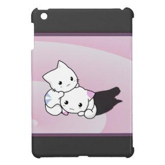 Kwaii猫 iPad Miniケース