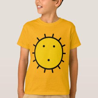 kwakiutlの太陽 tシャツ