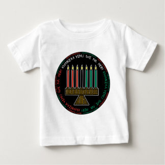 kwanza ベビーTシャツ