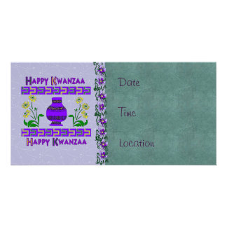 Kwanzaaのつぼ カード
