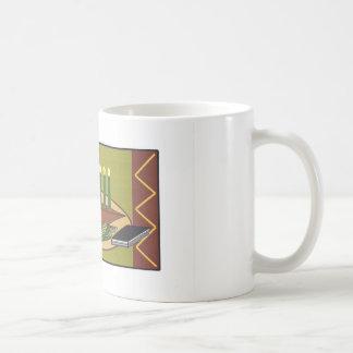 Kwanzaaのコーヒー・マグ コーヒーマグカップ