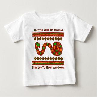 Kwanzaaのヘビ ベビーTシャツ