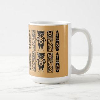 Kwanzaaの伝統的なマグ コーヒーマグカップ