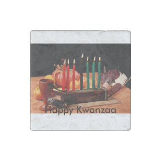 Kwanzaaの磁石 ストーンマグネット