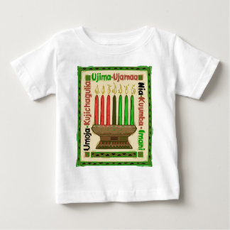 Kwanzaa ベビーTシャツ