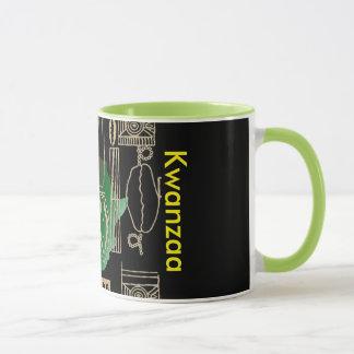 Kwanzaa マグカップ