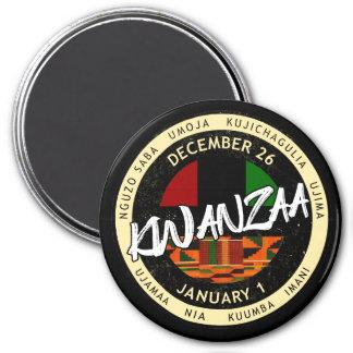 Kwanzaa 7つの主義 マグネット