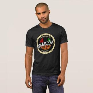 Kwanzaa 7つの主義 tシャツ