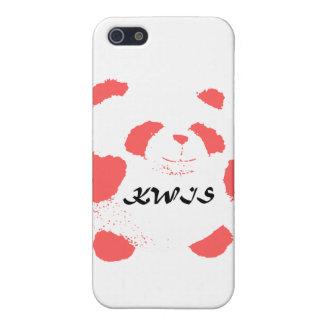 KWISのパンダ iPhone 5 ケース