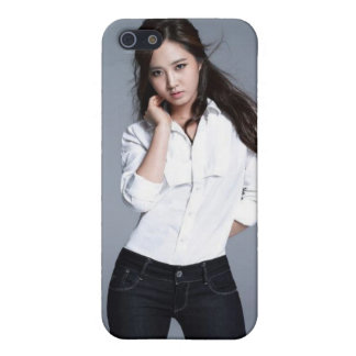 Kwonユリ iPhone 5 Cover