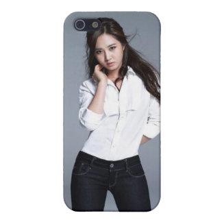Kwonユリ iPhone SE/5/5sケース
