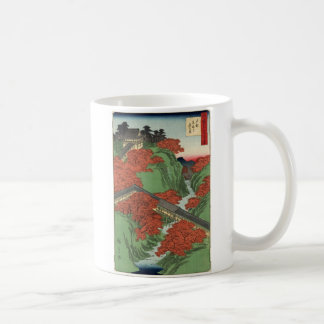 KyのTōfukujiの寺院 コーヒーマグカップ