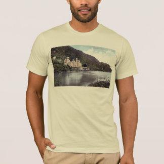 Kylemoreの城のConnemaraアイルランドの20年代のヴィンテージ Tシャツ