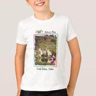 Kylemoreの大修道院のアイルランドの驚かせるデザイン#2 Tシャツ