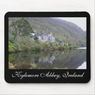 Kylemoreの大修道院、アイルランド マウスパッド