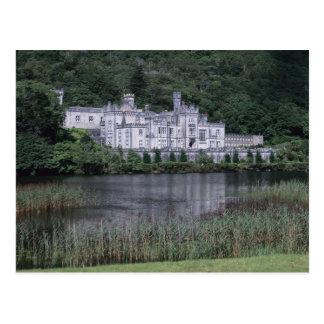 Kylemoreの大修道院、Connemaraの郡ゴールウェイ、 ポストカード