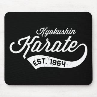 Kyokushinの空手のヴィンテージのマウスパッドII マウスパッド