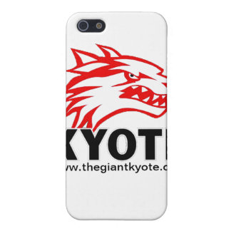 KyoteのiPhone 3Gの場合 iPhone 5 Case