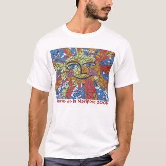 Kyrene日曜日のモザイク Tシャツ
