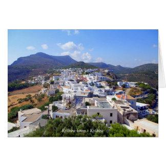 Kythiraの町- Kythira カード