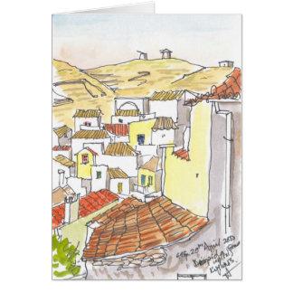 KythosギリシャNotecard カード