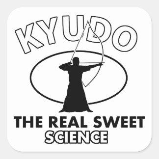 Kyudoの武道 スクエアシール