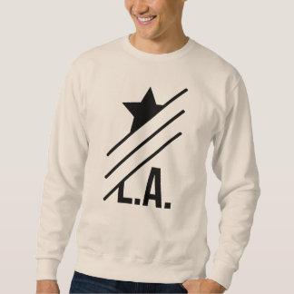 L.A. 星 スウェットシャツ