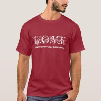 L.O.V.EのTシャツ Tシャツ