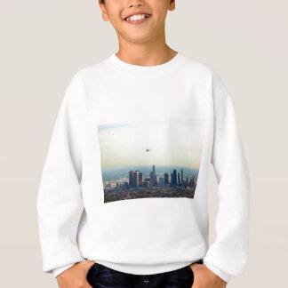 LAおよびヘリコプター スウェットシャツ