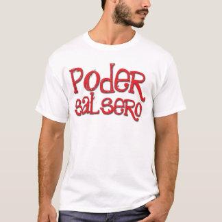 LaのサルサTiene Poder Tシャツ