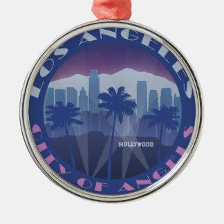 LAのハリウッドのカッコいい メタルオーナメント
