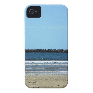 Laのパロマのビーチウルグアイ Case-Mate iPhone 4 ケース