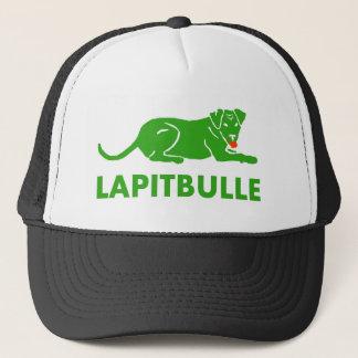 Laのピットブルのトラック運転手の帽子 キャップ