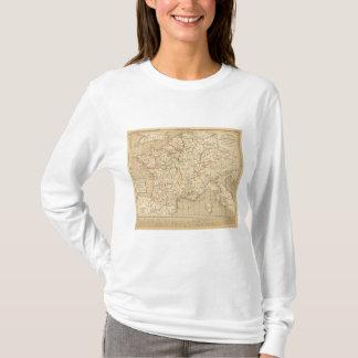 Laのフランスのsous lesのenfans deクロービス tシャツ