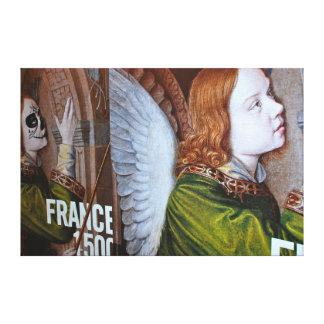 Laのフランス2013の写真 キャンバスプリント