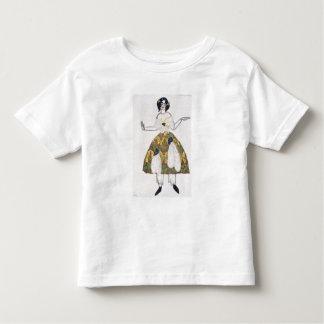 LaのブティックFantからの女性のパペットのための衣裳、 トドラーTシャツ