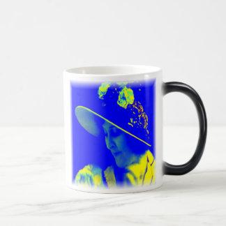 Laの美女Bleue モーフィングマグカップ