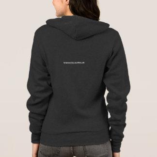 LaのEscaleraのフード付きスウェットシャツ-女性のカーボーイ パーカ