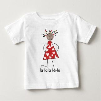 laのlalaのlaのla ベビーTシャツ