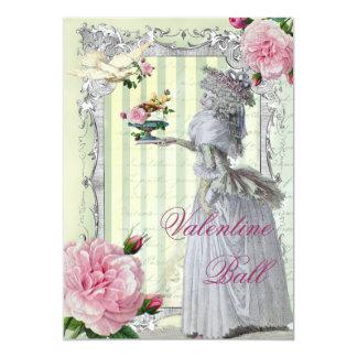 LaのLettre D'amourのバレンタイン カード