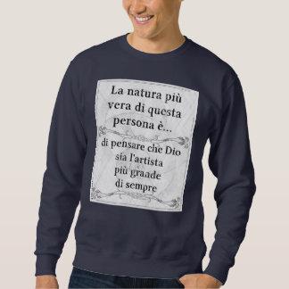 Laのnaturaのpiùヴィエラ… Dioのグランデpiù artista スウェットシャツ
